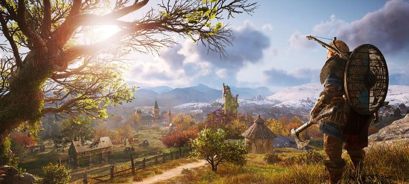 Директор Assassin's Creed Valhalla рассказал о поселении главного героя