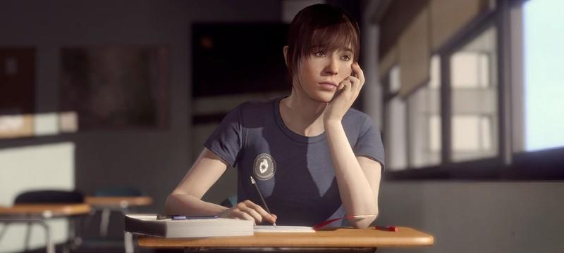 Страница Beyond: Two Souls засветилась в Steam