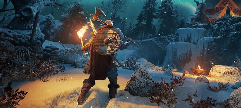 В Assassin's Creed Valhalla можно будет притворяться мертвым и заводить гомосексуальные отношения