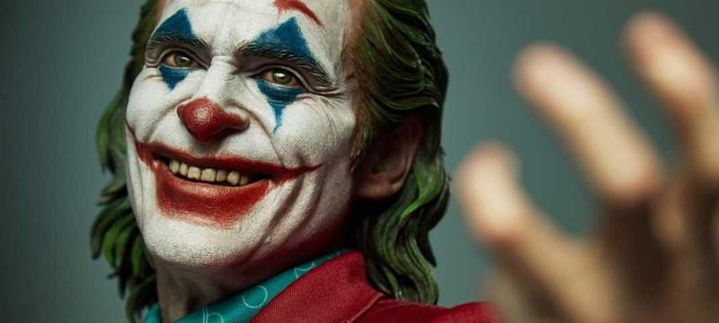 Prime 1 Studios показала статую Джокера Хоакина Феникса за 96 тысяч рублей