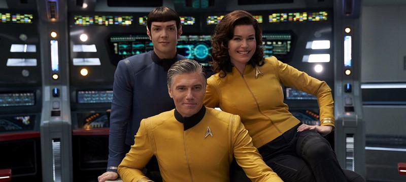 Анонсирован новый сериал Star Trek: Strange New Worlds — кажется, без токсичного феминизма
