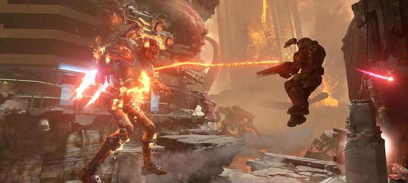 Doom Eternal подверглась ревью-бомбингу из-за античита Denuvo, GTA — из-за EGS