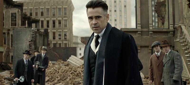 """Колин Фаррелл: Пингвин будет второстепенным персонажем в """"Бэтмене"""" Мэтта Ривза"""