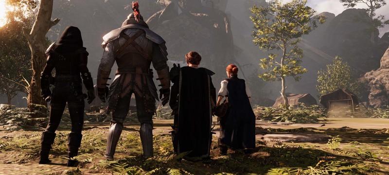 Редактор персонажей и геймплей тактической RPG Solasta: Crown of the Magister