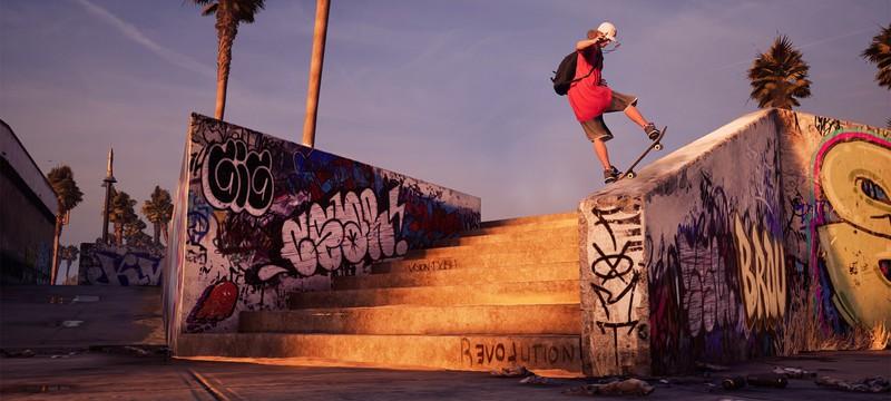 В коллекционное издание Tony Hawk's Pro Skater 1+2 войдет доска для скейтборда