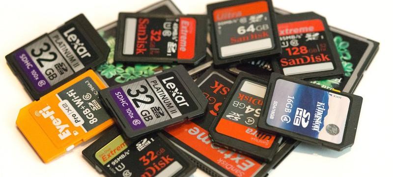 Новые карты памяти SD Express станут быстрее в четыре раза