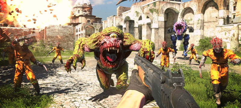 Serious Sam 4 выйдет на консолях в 2021 году из-за временной эксклюзивности для Stadia