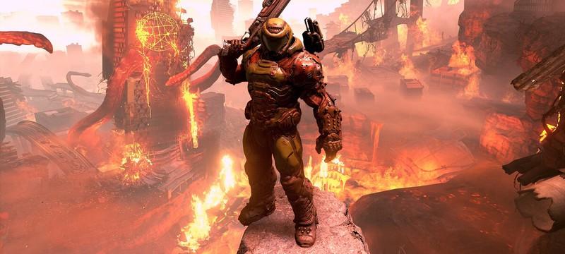 id Software временно уберет античит Denuvo из Doom Eternal