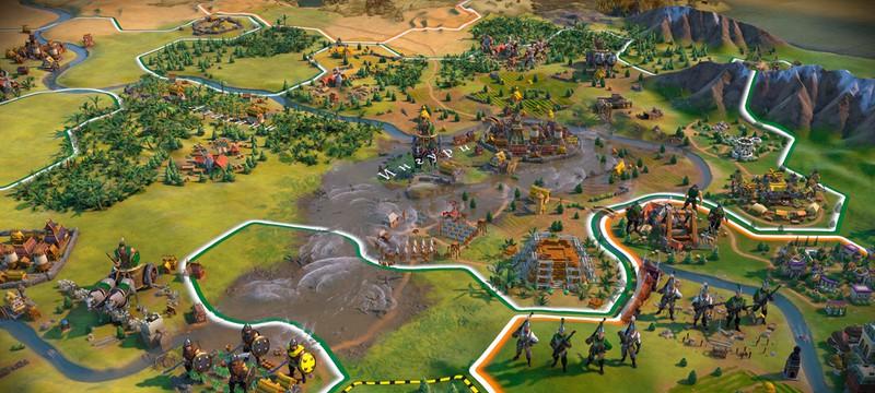 В EGS началась раздача Civilization 6