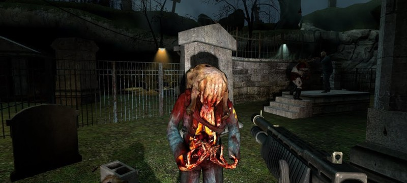 Несколько секунд геймплея Half-Life 2: Episode 4