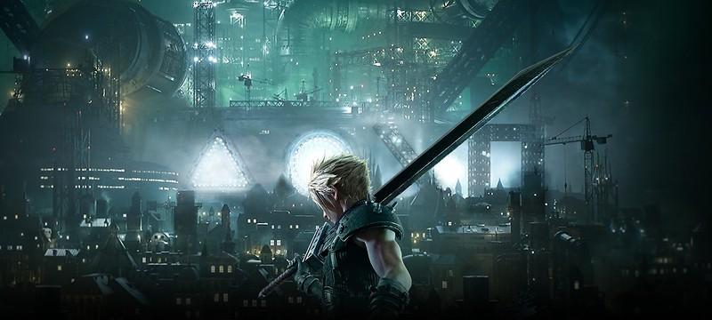 Аналитики: Final Fantasy VII Remake — самая продаваемая игра апреля в США