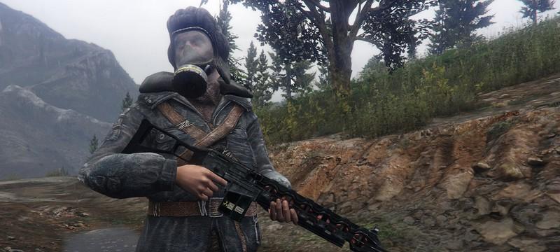 Моддер показал ремейк S.T.A.L.K.E.R. на Unreal Engine 4