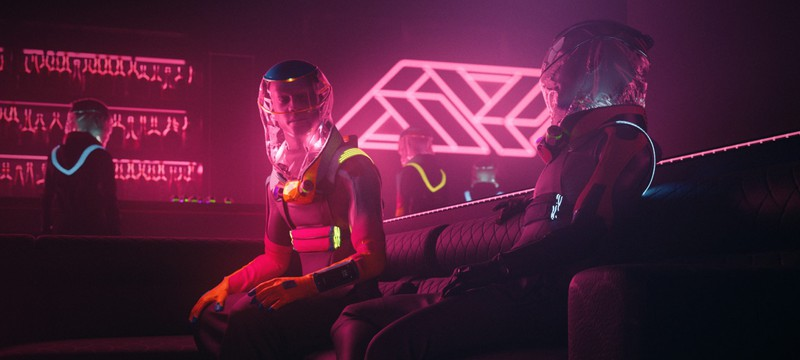 Студия Production Club показала защитный костюм для посещения клубов