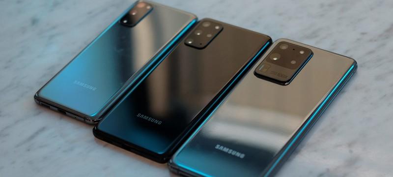 В сети появились рендеры линейки Samsung Galaxy Note 20
