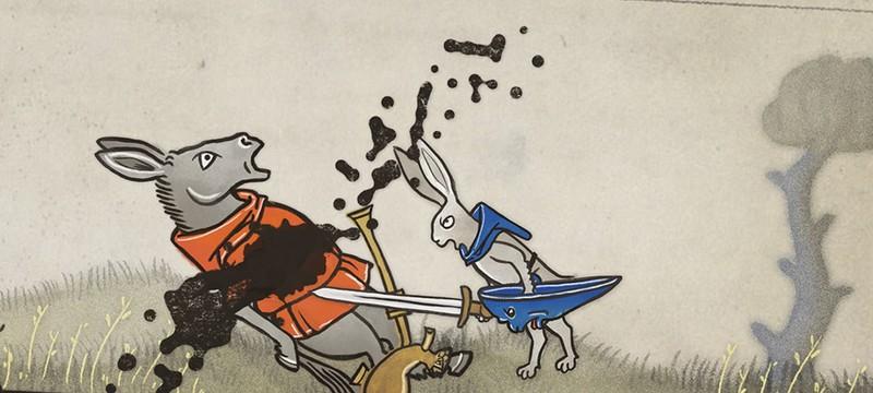 Эстетика средневековой живописи в геймплее уникальной стратегии Inkulinati