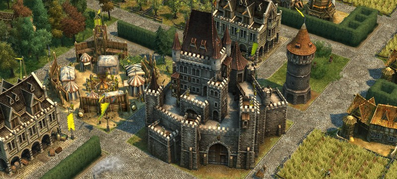 Ubisoft выпустит набор ремастеров Anno History Collection