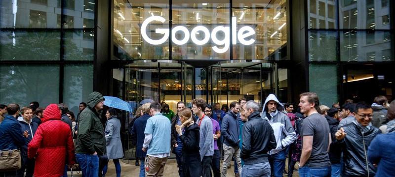 """Google выплатит сотрудникам на """"удалёнке"""" по 1000 долларов"""