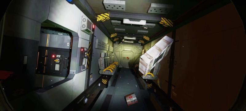 Обзорный трейлер симулятора Hardspace: Shipbreaker
