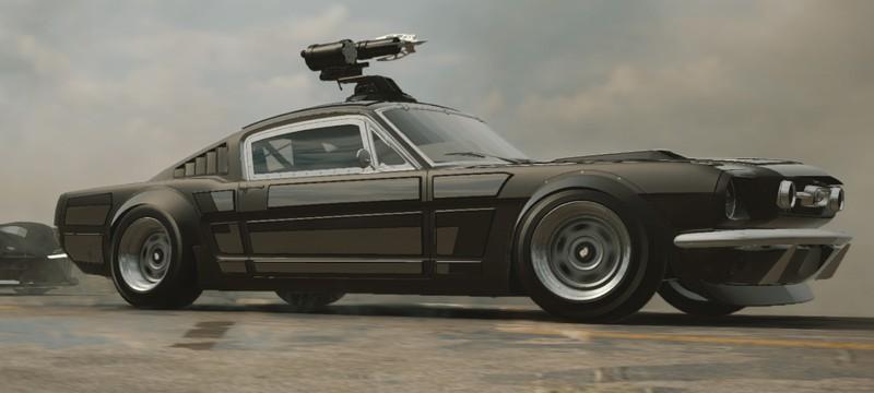 Первый геймплей Fast & Furious Crossroads, релиз в августе