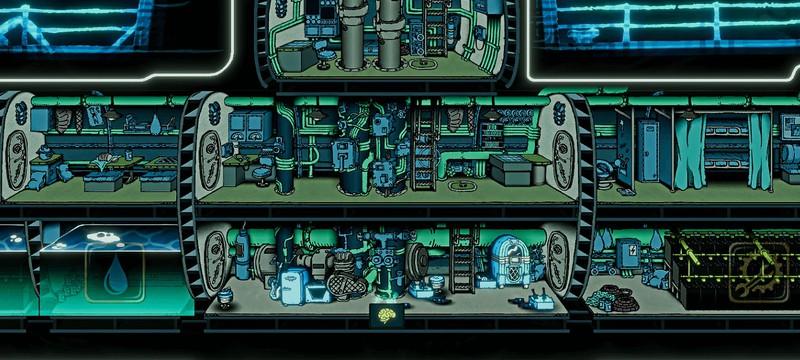 Мистическое кораблекрушение подлодки в сюжетном трейлере тактики Stirring Abyss