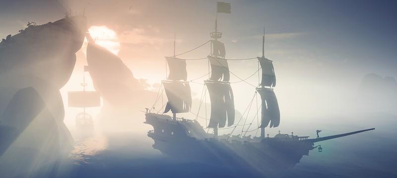 Вышел апдейт Lost Treasures для Sea of Thieves — приключения стали удобнее