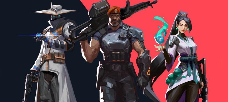 Riot Games переименует максимальный ранг Valorant в шутере