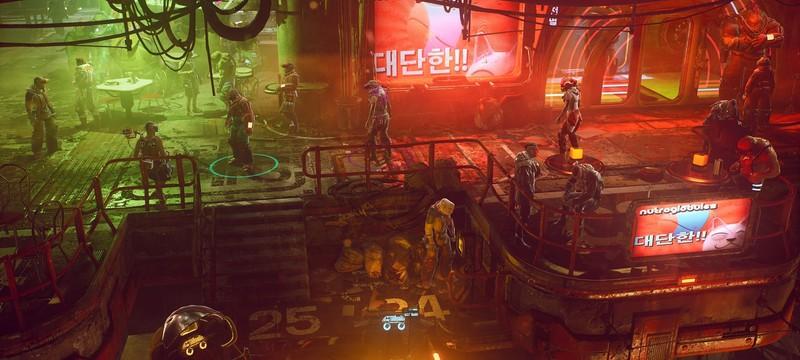 Высокоуровневые сражения и атмосферные локации в новом геймплее экшен-RPG The Ascent