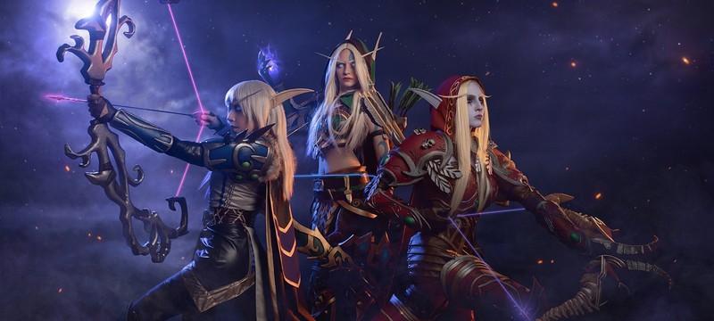 """Пятничный косплей: World of Warcraft, X-Men и """"Ведьмак"""""""