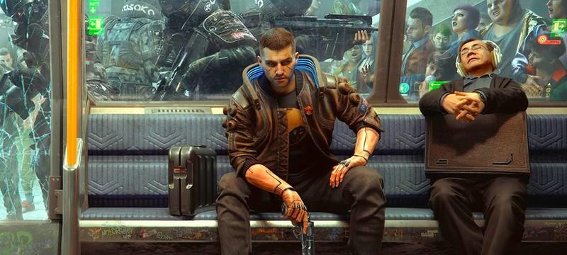 """СМИ и """"лидеры мнений"""" опробуют Cyberpunk 2077 в июне"""