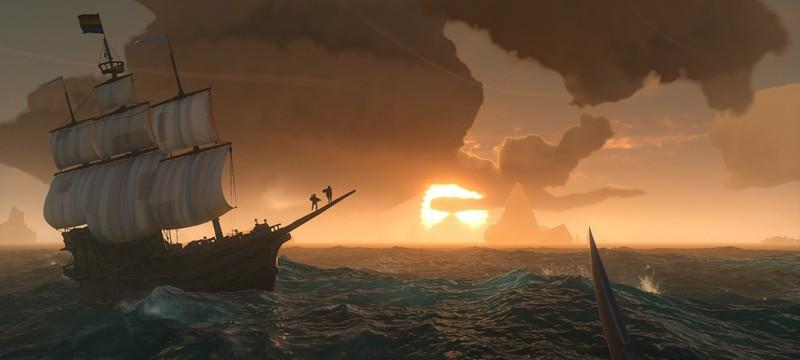Sea of Thieves получит графические улучшения на Xbox Series X