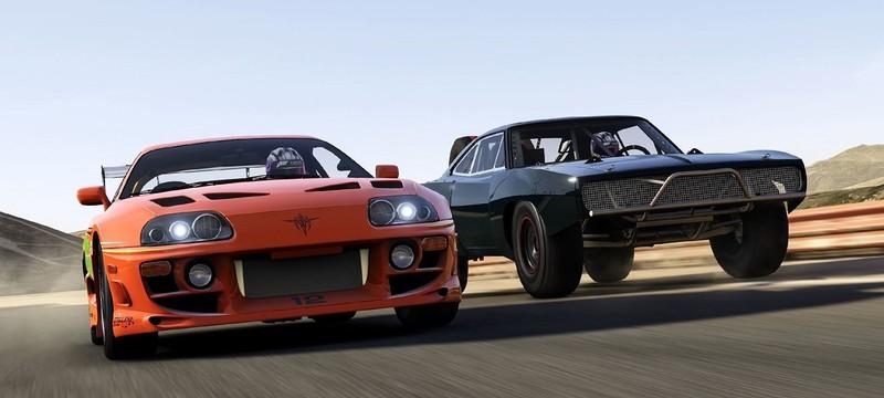 Несколько новых скриншотов Fast & Furious Crossroads