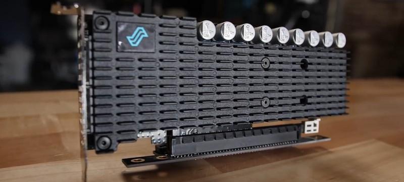 SSD от Liqid Element для PC быстрее PS5, несмотря на заявления Тима Суини