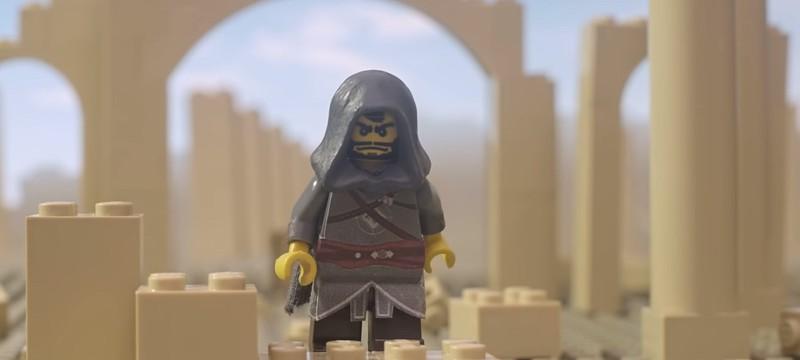 Трейлер Assassin's Creed: Revelations воссоздали в LEGO