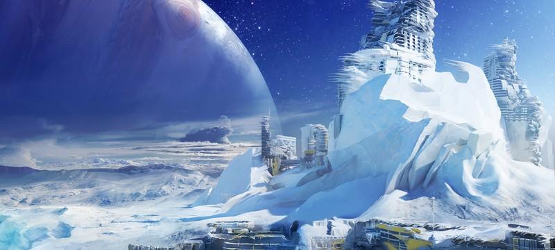 Европа в утекшем тизере нового расширения Destiny 2 — анонс 9 июня