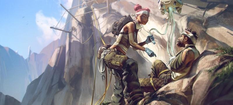 Разработчики Apex Legends изменят легендарные нокдаун-щиты