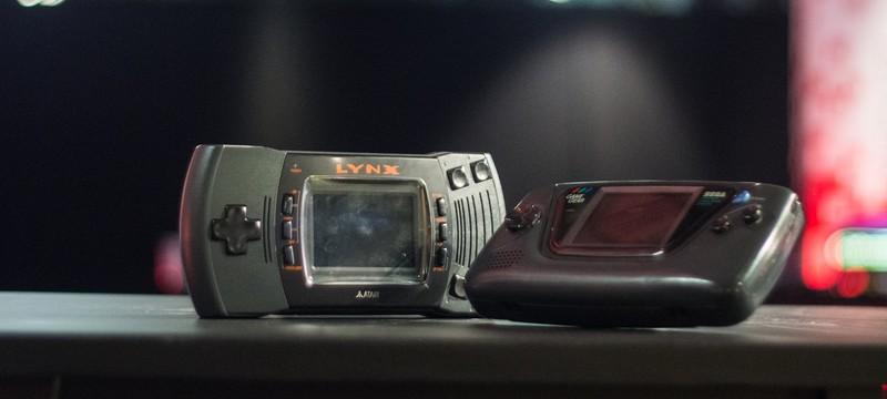 Sega анонсировала мини-игровую консоль Game Gear Micro