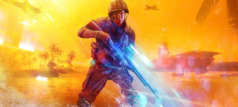 Вышло последнее контентное обновление Battlefield 5