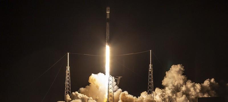 SpaceX запустила в космос еще 60 интернет-спутников
