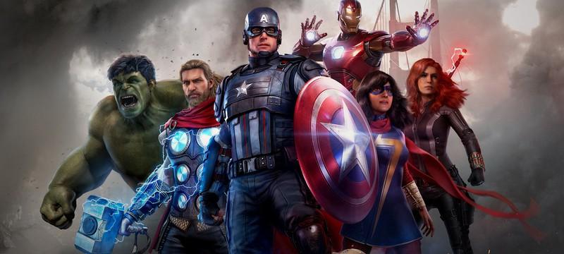 Новый скриншот Marvel's Avengers раскрывает несколько деталей игры