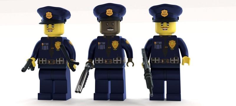 Lego просит магазины не рекламировать наборы с полицией и Белым домом