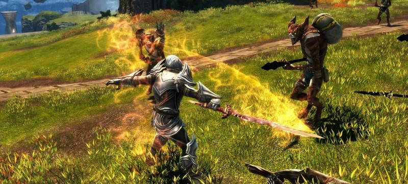 Первые скриншоты ремастера Kingdoms of Amalur: Reckoning