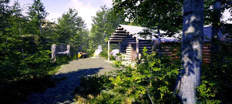 Тайны дремучего леса в первом трейлере адвенчуры Fabled Woods