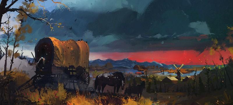 Фантастические Миры: Ismail Inceoglu