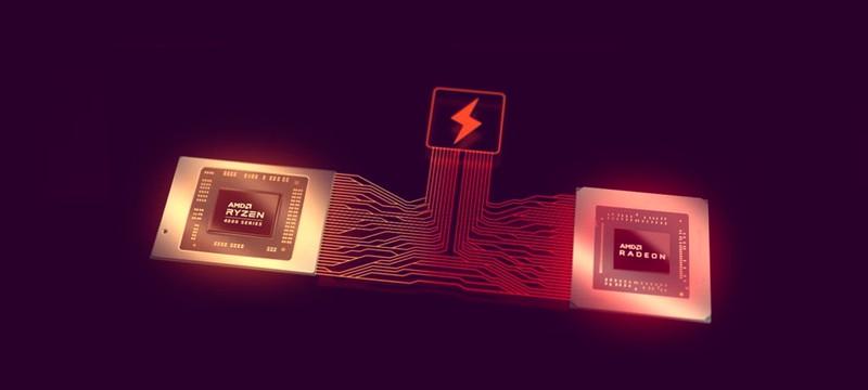 Технология AMD SmartShift появится в этом году лишь в одном ноутбуке