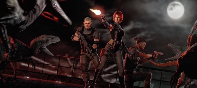 Capcom получила предложение перезапустить Dino Crisis, но отказалась
