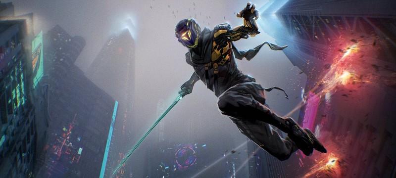 505 Games выступит издателем киберпанк-экшена Ghostrunner