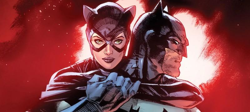 У Бэтмена и Женщины-кошки родилась дочка