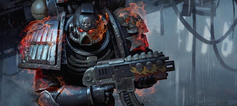 Тизер фанатского синематика по вселенной Warhammer 40K