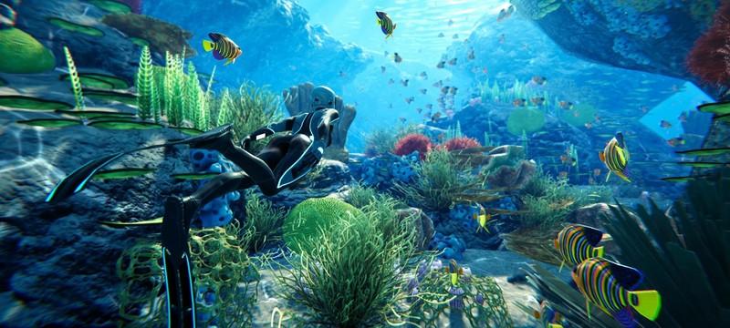 Исследование океана и изучение морских существ в релизном трейлере адвенчуры Beyond Blue