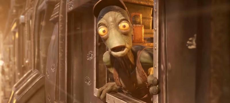 Oddworld: Soulstorm выйдет на PS5